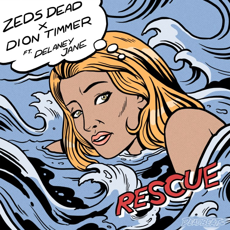 Rescue Artwork