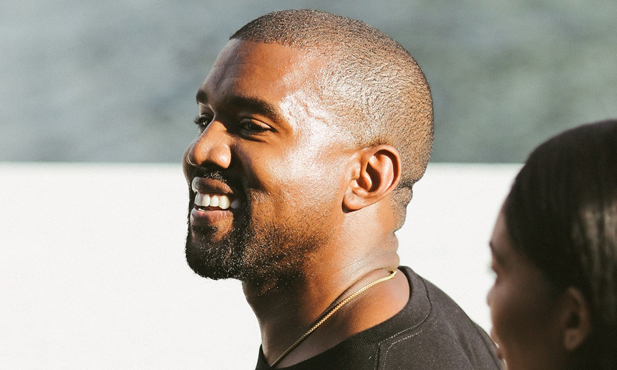 Kanye West Hosts Father's Birthday Dinner In New Dome Homes