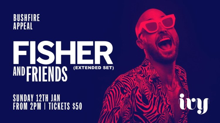 fisher brushfire appeal show