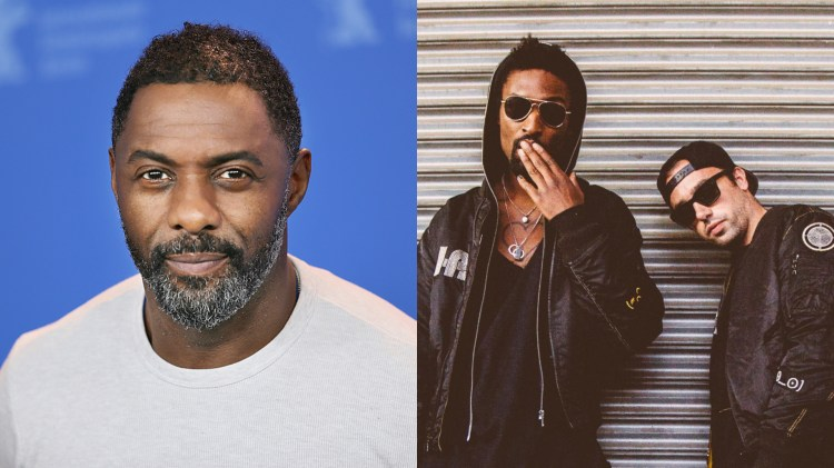 Idris Elba Just Put Out A Summertime House Anthem With The Knocks