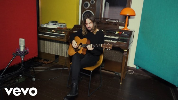 tame impala on track acoustic