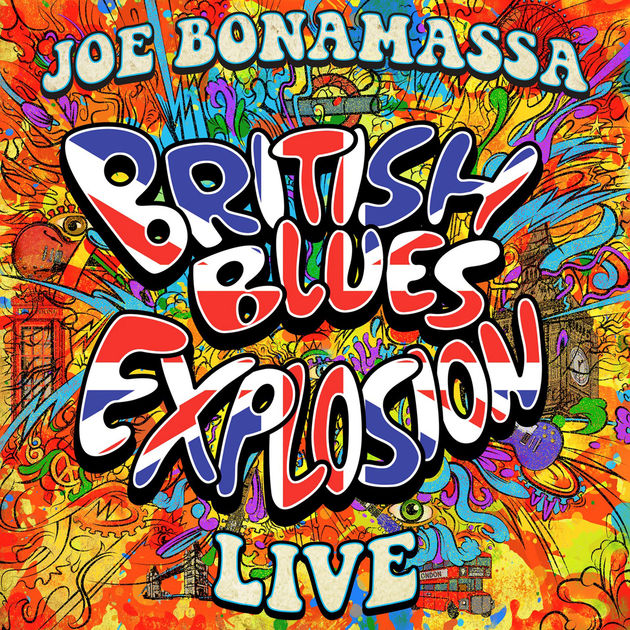 British Blues Explosion (Live) - Joe Bonamassa