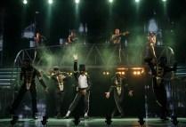Thriller Live dancers