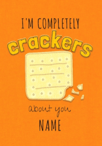 Moonpig crackers