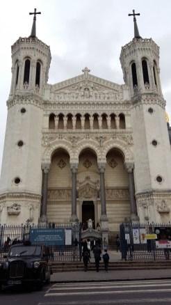 Basilica de Notre Dame Lyon