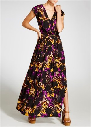Matalan print maxi dress