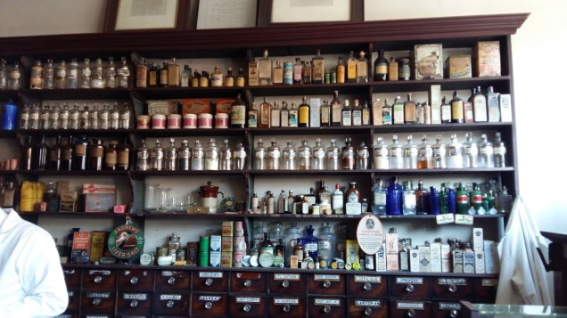 Chemist shop Black Country Museum