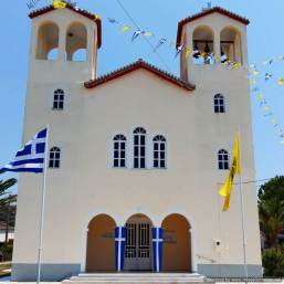 Finikounda church