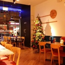 pizza-express-moseley-christmas-tree
