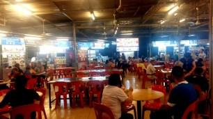 Long Beach hawker food centre Batu Ferringhi 2