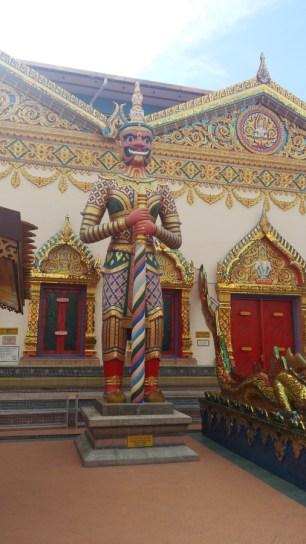 Wat Chayamangkalaram Temple