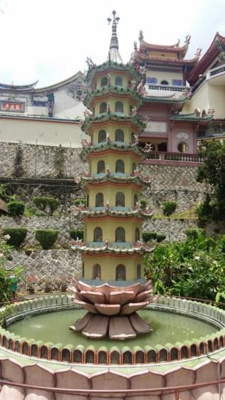 Kek Lok Si temple pagoda