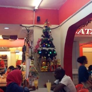 Christmas Tree in KL