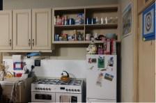 Friendsfest Joey and Chandlers kitchen