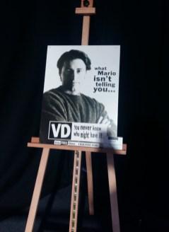 Friendsfest Joey VD advert