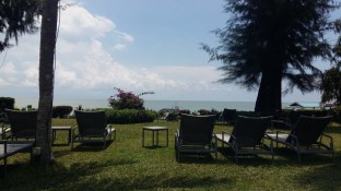 Holiday Inn Penang sea view 2