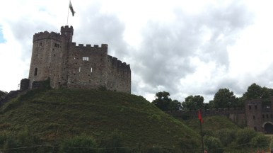 Cardiff Castle Norman Keep 2