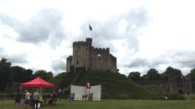 Cardiff Castle Norman Keep