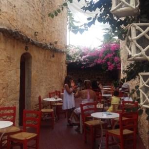 Areopoli taverna