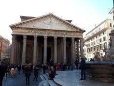 Pantheon last day