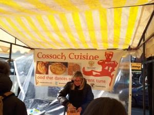 Moseley Farmers Market Cossak Cuisine