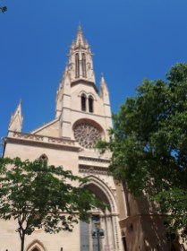 Church in Palma