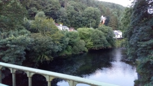 Bridge view Betws y Coed