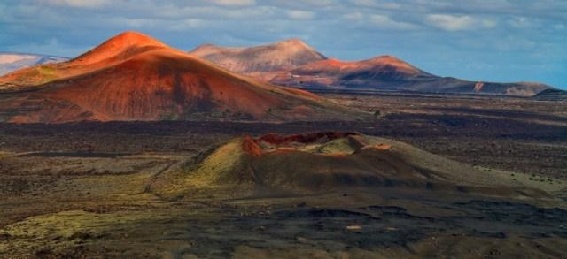 Travel plans 2019 Timanfaya National Park