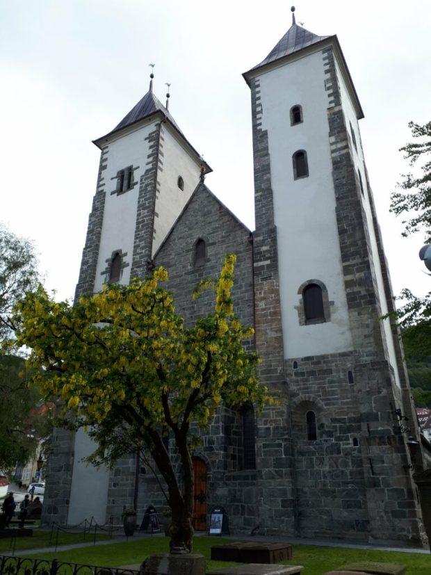 St Mary's Church Bergen