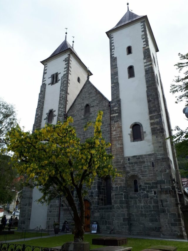 St Mary's Church Bergen