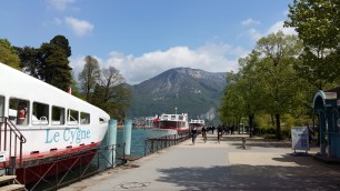 Lake Annecy boat trips