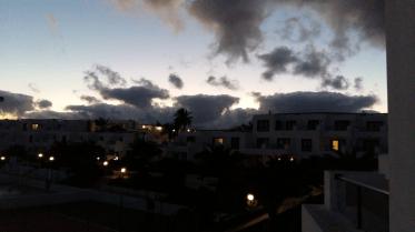 BlueBay night sky