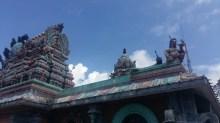 Hindu temple Penang Hill 2