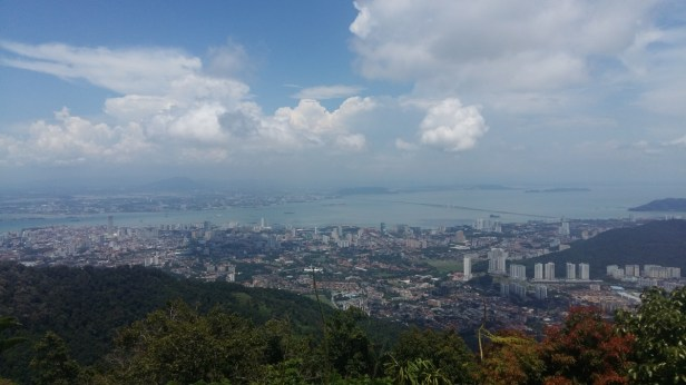 View from Penang Hill 3