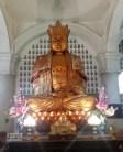 Kek Lok Si temple gold buddha