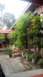 Kek Lok Si temple walkway