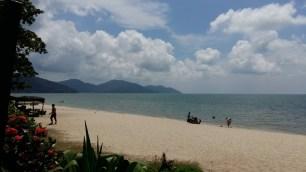 Holiday Inn Penang beach view 2