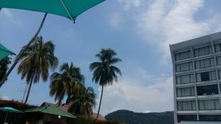 Holiday Inn Penang pool view