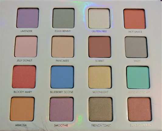 LORAC I Love Brunch Palette