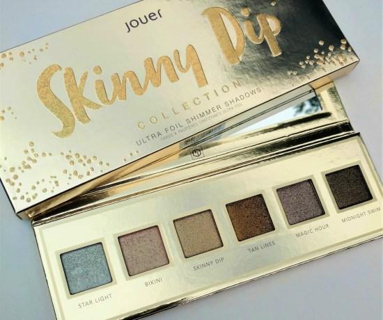 Jouer Skinny Dip Palette