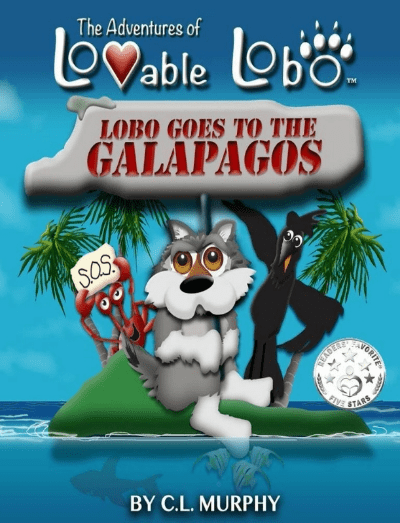 Lobo Goes to the Galapagos