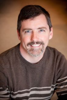 Dave Anderson author photo