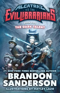 The Dark Talent cover