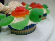 Sea Turtle Cupcakes 01