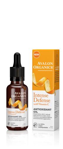 Avalon Organics Intense Defense Antioxidant Oil