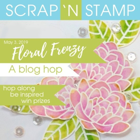 New Theme For May Scrap 'N Stamp Challenge