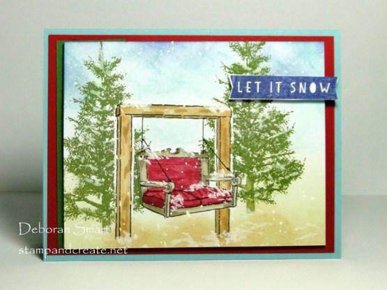 Rustic Christmas Inspiration Challenge