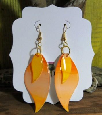 Wearable Art- Dangle Earrings