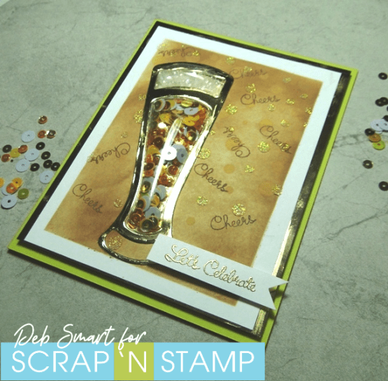 Shake Up Summer Scrap 'N Stamp Blog Hop