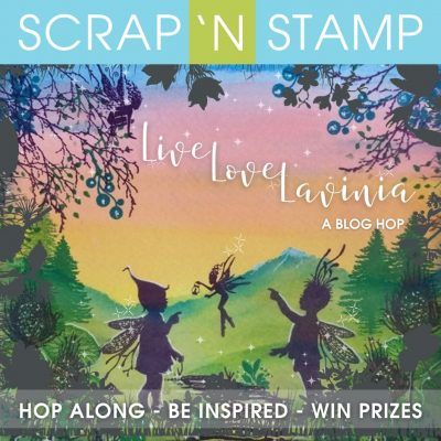 Live, Love, Lavinia - A Blog Hop
